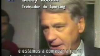 12J :: Sporting - 4 x V. Guimarães - 1 de 1992/1993