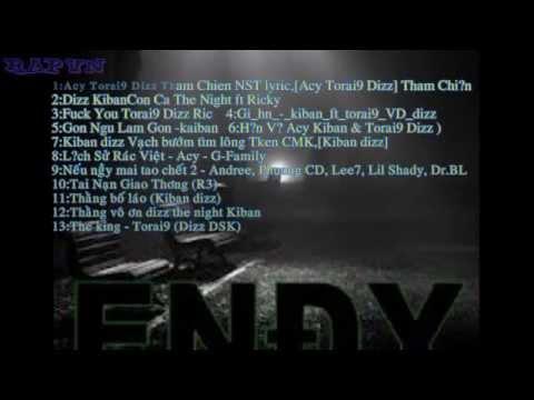 Rap gangz-tổng hợp những bài dizz đỉnh nhất South Side [kaiban, Torai9]