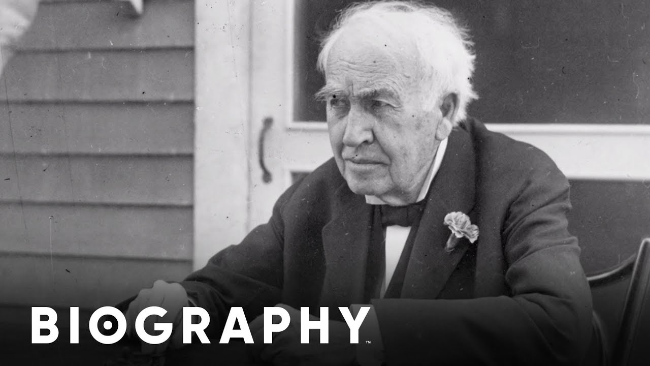 an introduction to the biography of thomas edison Introduction what was thomas alva edison's most important contribution to the  history of science improvements to the lightbulb the phonograph in fact.