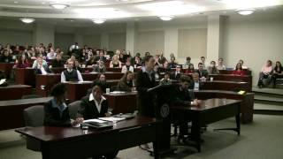 2009-2010 Bass, Berry & Sims Moot Court Competition Final Round