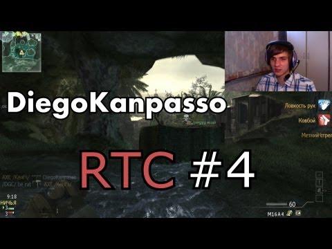 """RTC вместе с Диего #4 - """"Пиф-паф - всё взрывается!"""""""