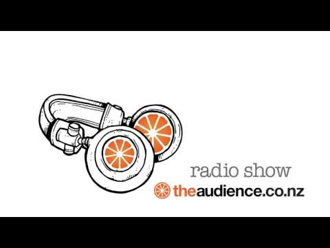 theaudience.co.nz Radio Show - Sparkle Kitty Interview