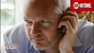 Risk | Julian Assange's Emergency Call to Hillary Clinton's Office | SHOWTIME Documentary