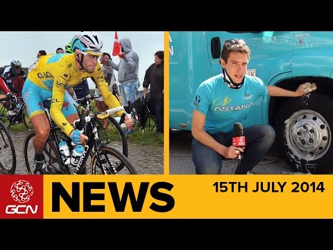 Tour De France: Nibali On Form And Froome & Contador Out - GCN Cycling News Show - Ep. 80