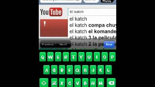 Como Descargar Música De Youtube Desde El IPhone/IPod