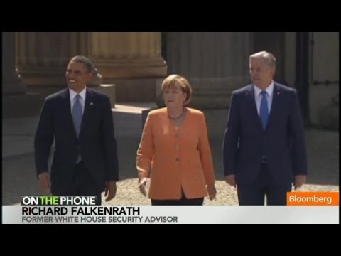 U.S. Gains Nothing by Spying on Merkel: Falkenrath