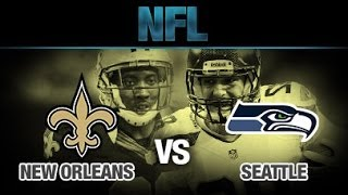 Madden NFL 25 Divisional Playoffs 2014 Saints Vs