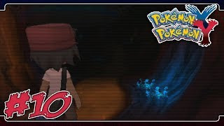 Pokemon X And Y Playthrough Part 10 Fossil Hunting
