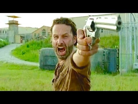 The Walking Dead: Everytime Rick Has Said Thangs