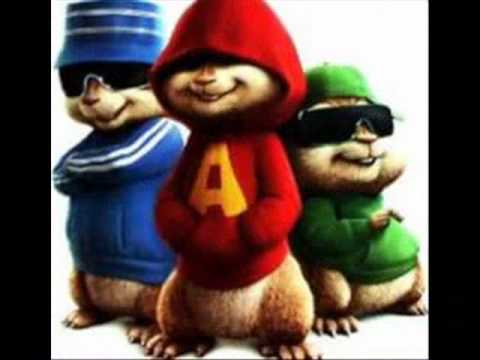 Alvin e os esquilos cantando Ressuscita-me -Aline Barros