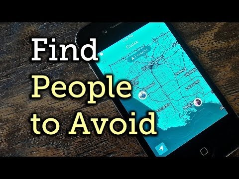 Locate Nearby Friends So You Can Completely Avoid Bumping into Them - iPhone [How-To]