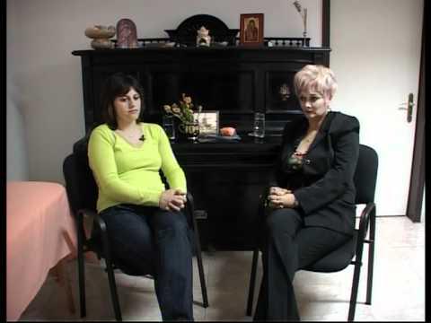 Viata in Armonie cu NICULINA GHEORGHITA.PSIHO-TERAPEUT LA 1 TV NEAMT (22.mai 2010) partea 2