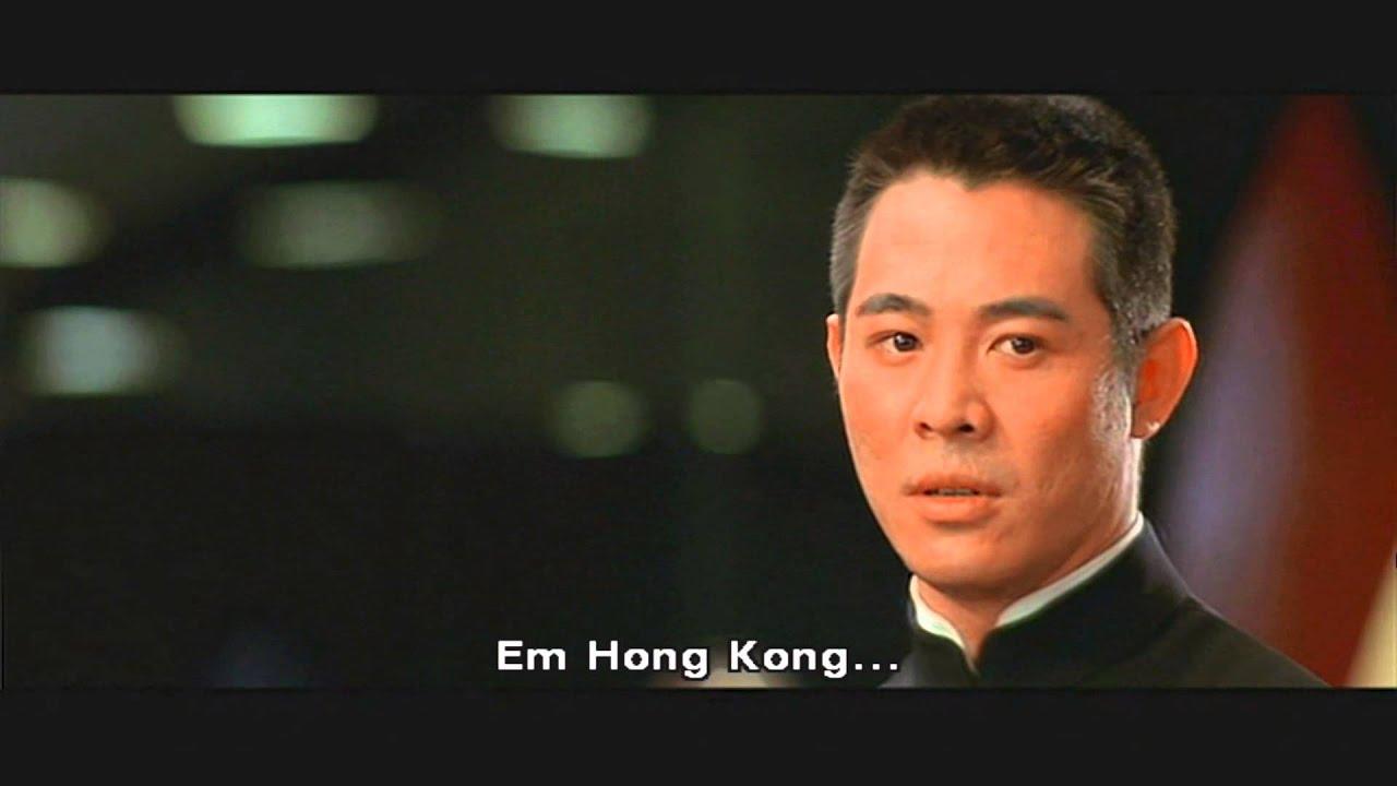 JET LI - In Hong Kong ...