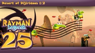 Rayman Legends - Episode 25