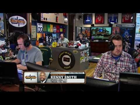Kenny Smith says don't bet on Steve Kerr joining Knicks 3/17/14