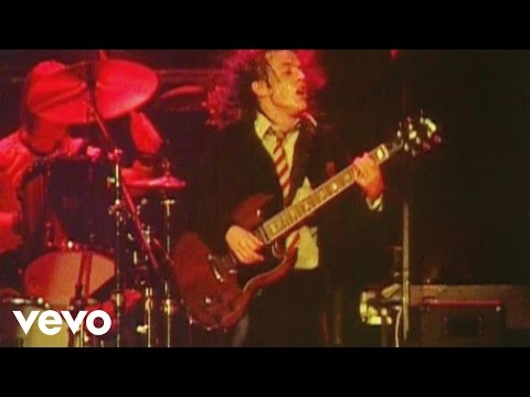 AC/DC - Back In Black (Live - Capital Center, 1981)