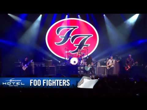 Foo Fighters - Bud Light Hotel Amphitheatre February 1st 2014 webstream