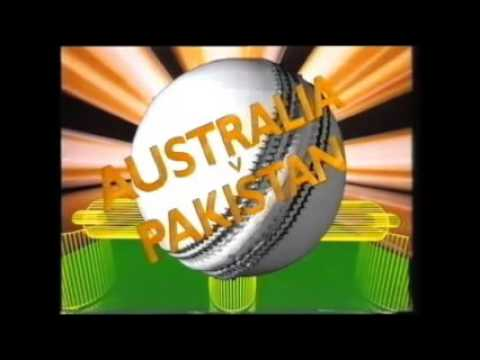 1989_90 World Series Cricket AUS v PAK Eighth Match