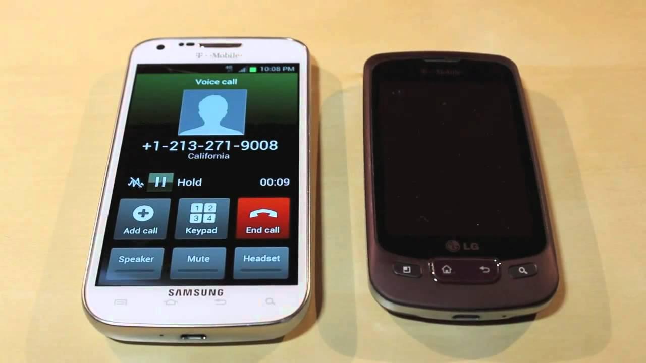 Phone calling random numbers