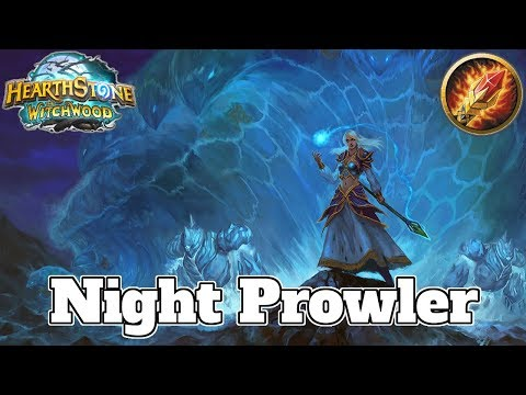 Night Prowler Control Mage Witchwood | Hearthstone Guide How To Play