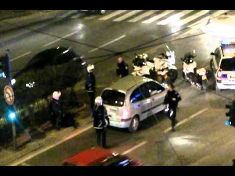 Interpellation police nationale / French police arrest