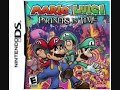 Mario & Luigi: Partners in Time: Peach's Castle
