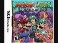 Mario & Luigi: Partners in Time: Peach's Castle