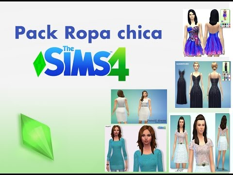 Los Sims 4  Pack de Ropa Chica