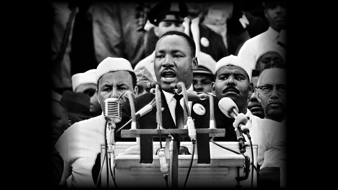 a reflection on present day america in i have a dream speech by martin luther king jr Appealing to the masses: the rhetoric of martin luther king's i  martin luther king jr in his speech, i have a dream  the day when america will live.