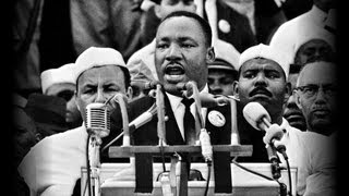 Martin Luther King I Have A Dream On August 28, 1963