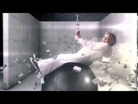Betty White spoofs Miley Cyrus' Wrecking Ball video in new promo