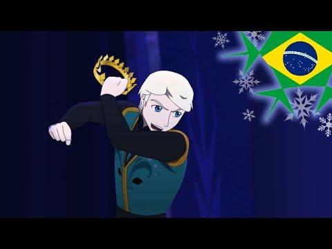 Frozen - Livre Estou - Versão Masculina (Let It Go - Brazilian Portuguese) Kai Fansings Male Version