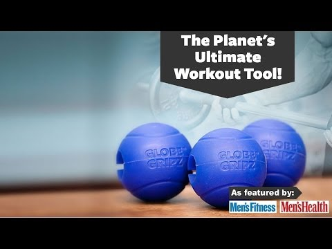 Dave Palumbo Talks About Globe Gripz