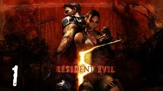 Resident Evil 5 Walkthrough S-Rank Part 1 Civilian