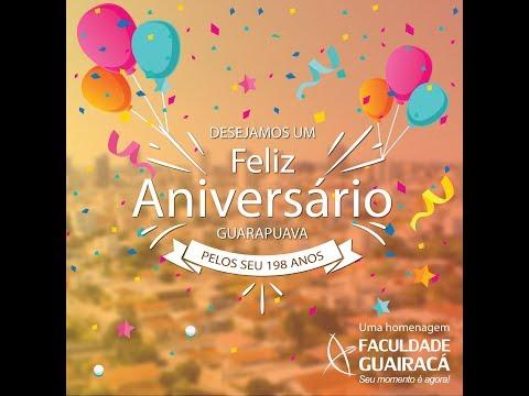 Guarapuava, 198 anos!