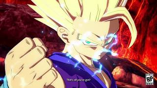 Dragon Ball FighterZ - E3 2017 Gameplay #2