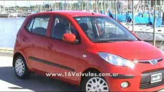 Test Drive Hyundai I10