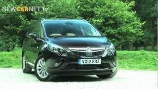 Vauxhall Zafira Tourer : Car Review