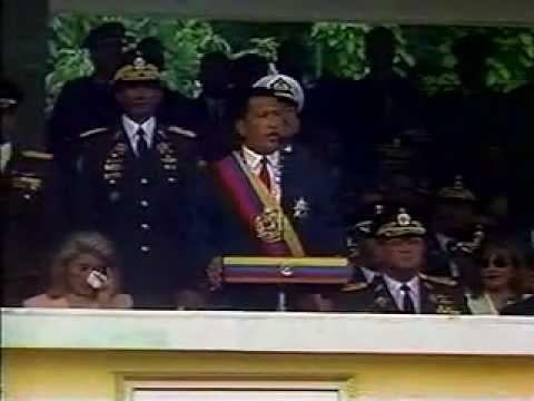 LEGADO DEL CMDTE. Palabras de Chávez en el Desfille Militar 4-FEB-1999