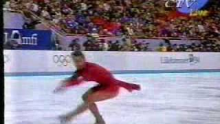 Katarina Witt 1994 Olympics Long Program