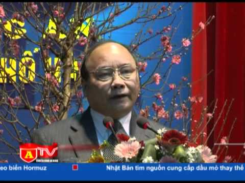 Phó Thủ tướng Nguyễn Xuân Phúc thăm, chúc Tết CATP Hà Nội