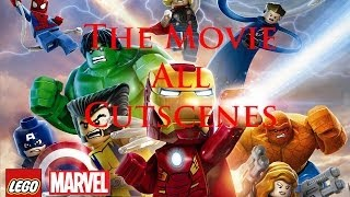 Lego Marvel Super Heroes The Movie All Story And