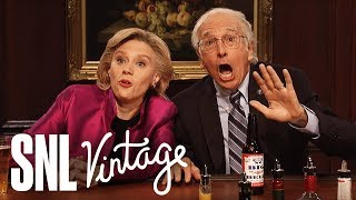 Hillary & Bernie Almost Over ft Larry David