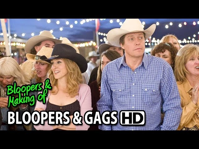 Did You Hear About the Morgans? (2009) Bloopers Outtakes Gag Reel