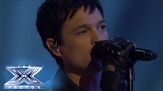 "Jeff Gutt Thinks ""Pink"" THE X FACTOR USA 2013"