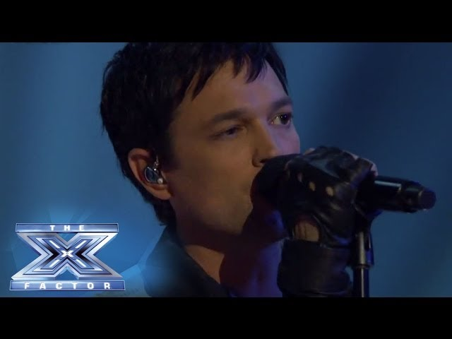 "Jeff Gutt Thinks ""Pink"" - THE X FACTOR USA 2013"