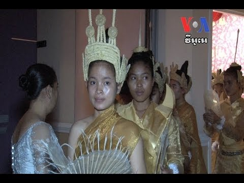Khmer Traditional Dance show in USA