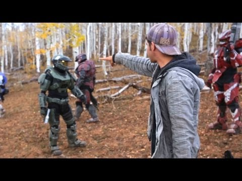 Behind The Scenes - Halo Medley