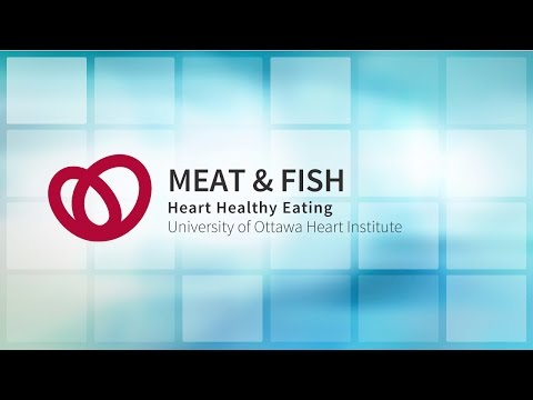 Heart Month Healthy Eating Tips: Meat and Fish