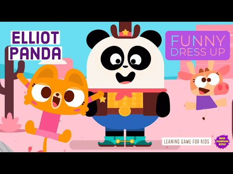 Eliat Funny Dress Up Games Lingokids | Boopanpankids